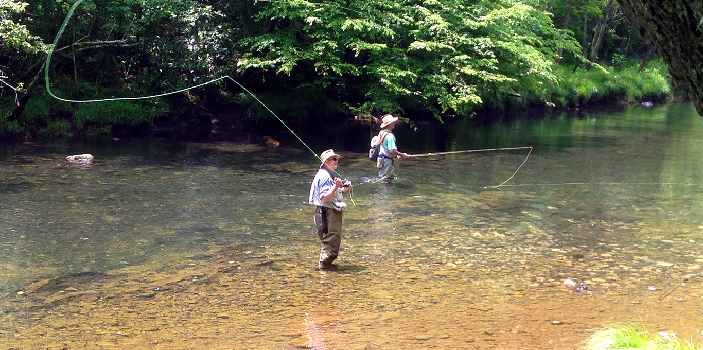 Fishing in Martinsville - Henry County