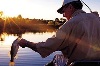 fishing in  Lynchburg