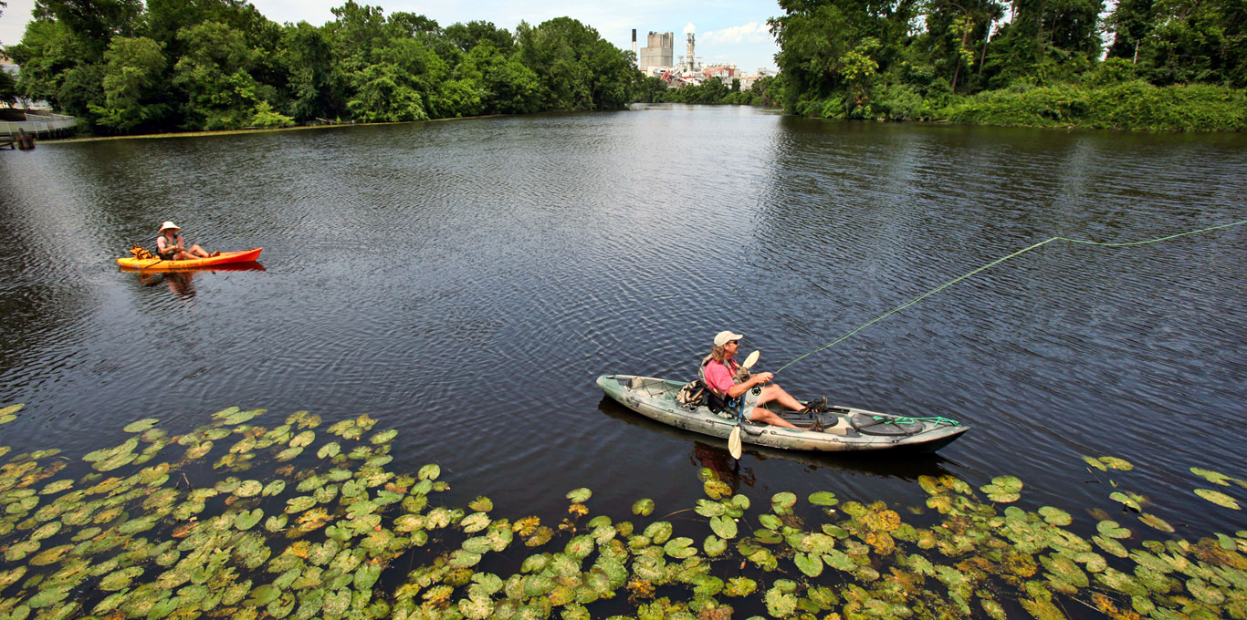 Blackwater Outfitters- Nottoway River Guides in Southampton County