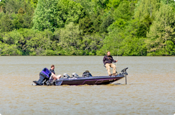 Fishing in Amherst County