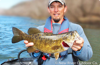 New River Outdoor Company fishing