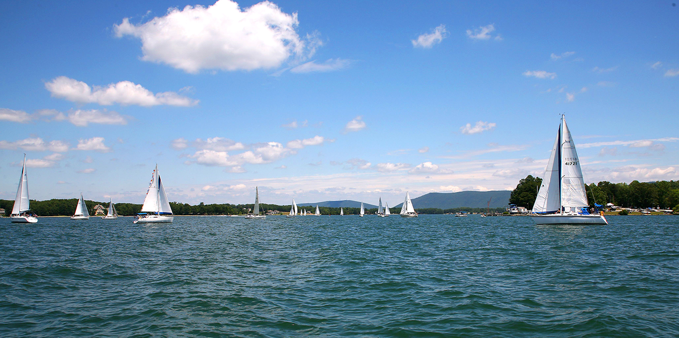 Bedford sailboats
