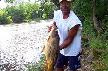 great catch in Lynchburg