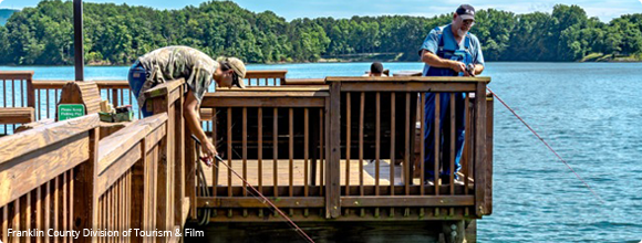 Fishing in Franklin County